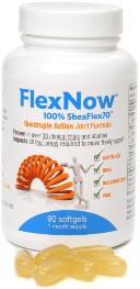 關立固FlexNow的3種功效與副作用